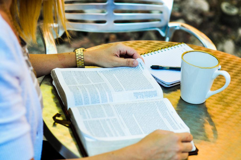 Jen Russum Blog Bible